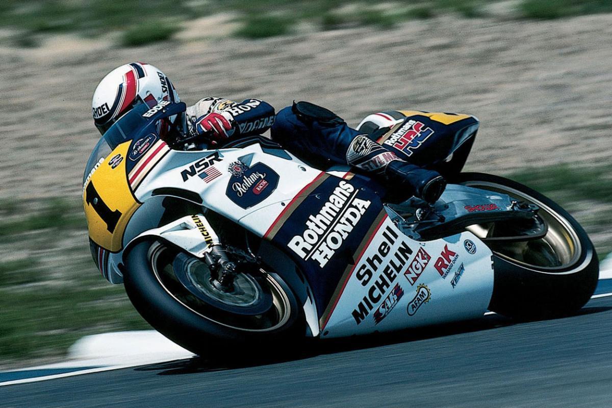Eddie Lawson, Honda, 1989