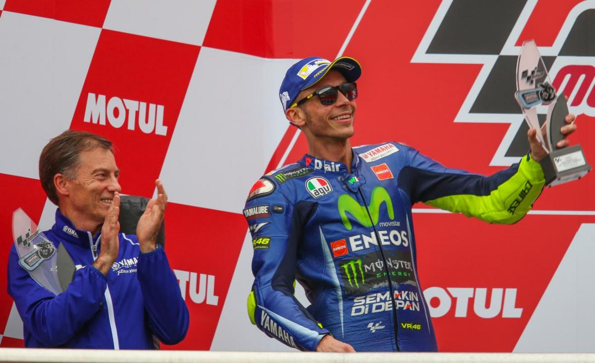 Rossi y Jarvis