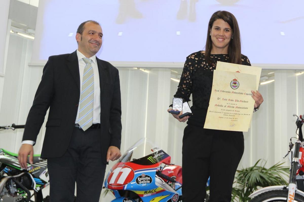 Laia Sanz Gala de Campeones RFME