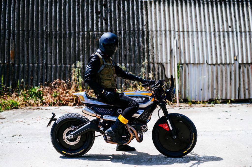 Ducati Scrambler SC-R