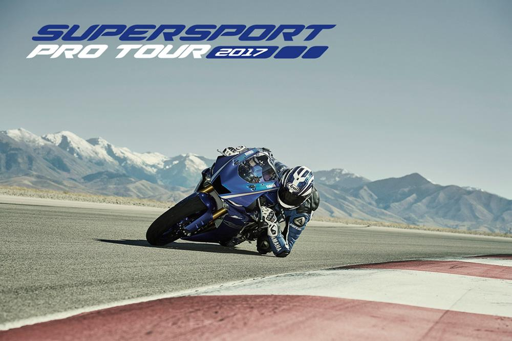 Yamaha Supersport Pro Tour 2017