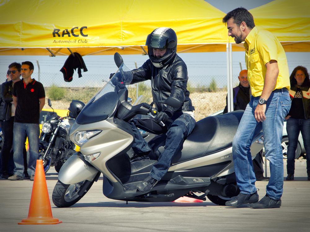 Suzuki curso seguridad vial