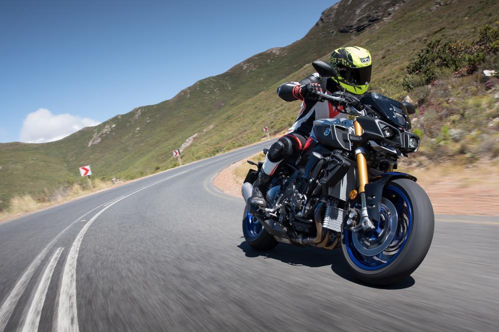 Yamaha MT 10 SP 2017: prueba y opiniones