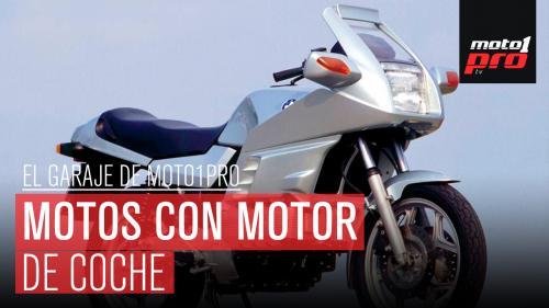 Motos con motor de coche
