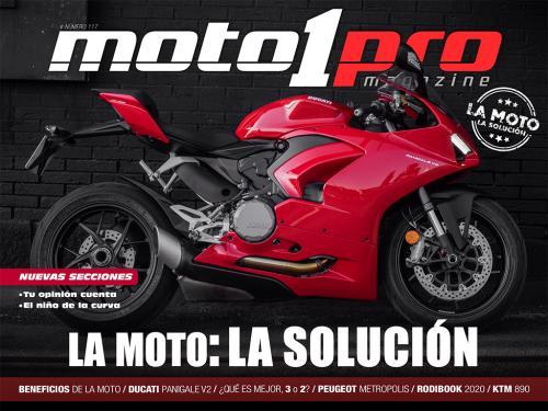 La moto: La solución. Revista 117