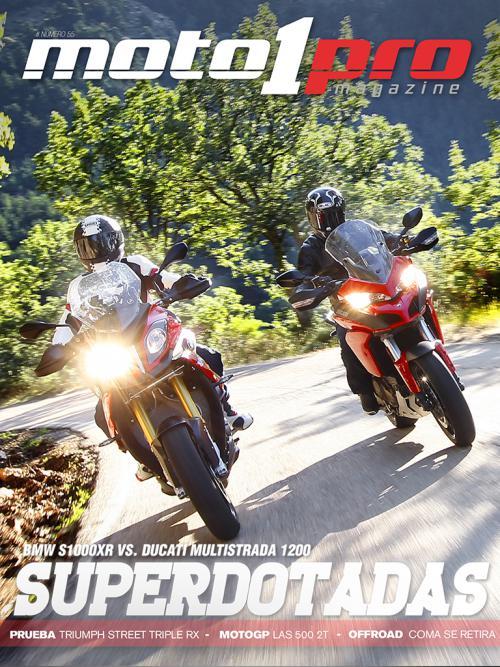 Numero 55 Moto1Pro