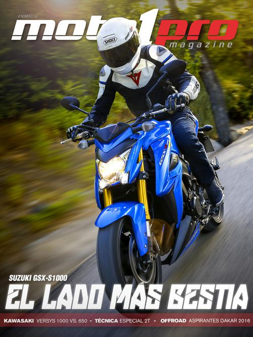 Moto1Pro. Nº56