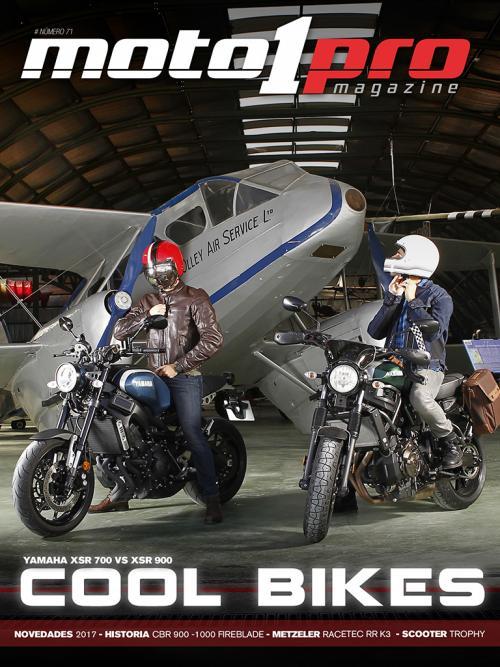 Portada Revista Moto1Pro numero 71