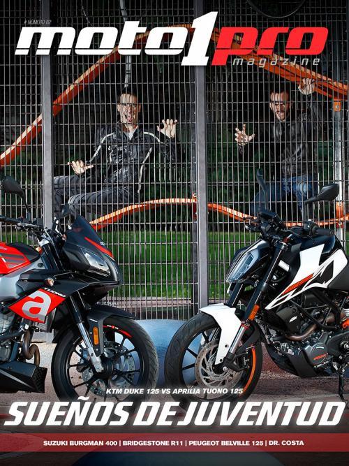 Aprilia Tuono 125 vs KTM Duke 125