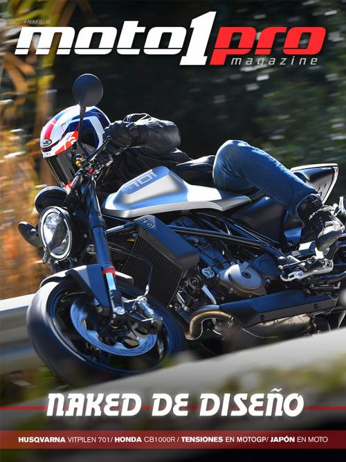 Moto1pro nº88: Motos Naked de Diseño