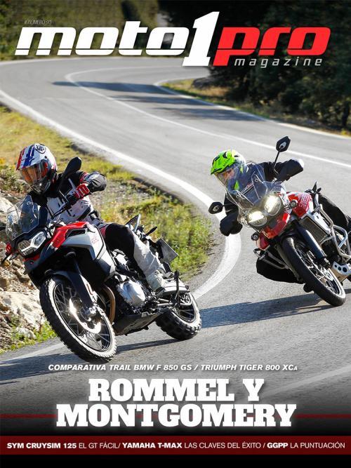 Moto1pro nº93: ¡Rommel contra Montgomery!