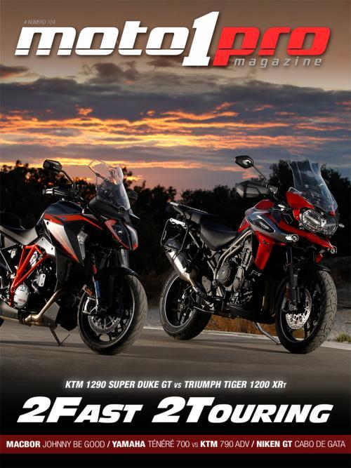 Nº104 de la revista digital Moto1Pro