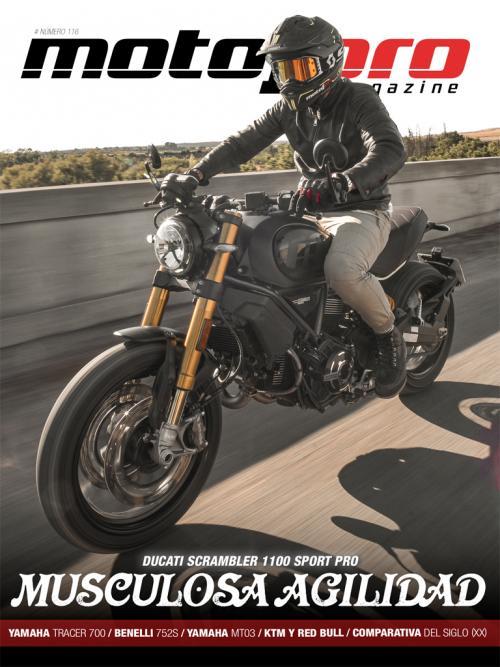 Nº116 de la revista digital Moto1Pro