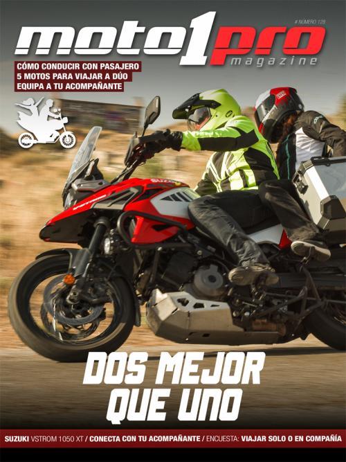 Nº128 de la revista digital Moto1Pro