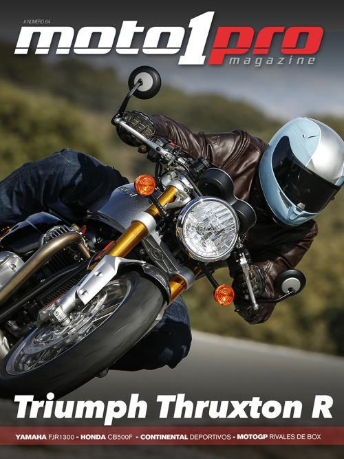 Portada de Moto1Pro número 64