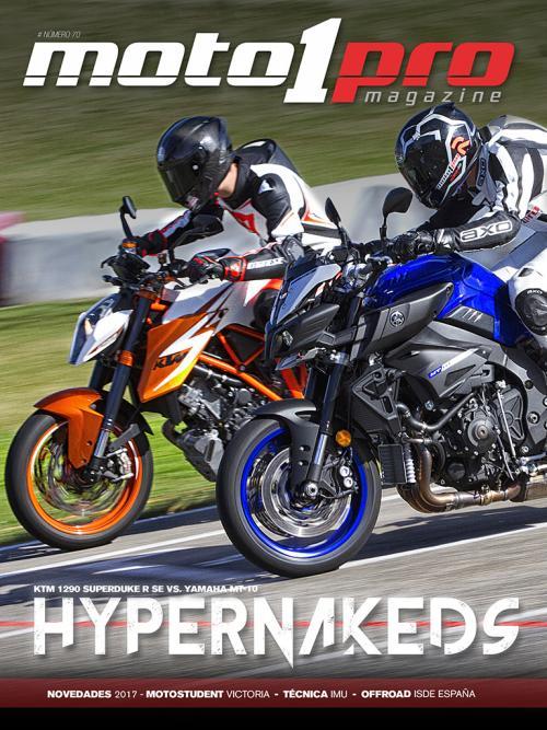 Portada Revista Moto1Pro numero 70
