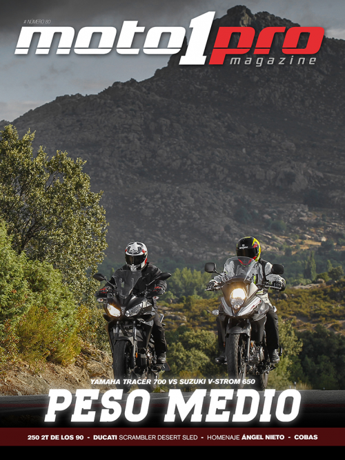 Revista digital de motos Moto1Pro. Número 80.