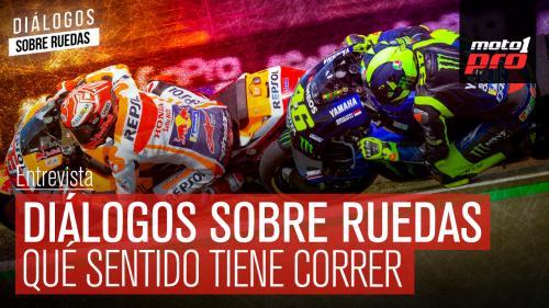 Video Podcast | Diálogos sobre Ruedas: Qué sentido tiene correr
