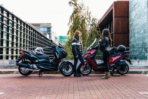 comparativa scooter 125