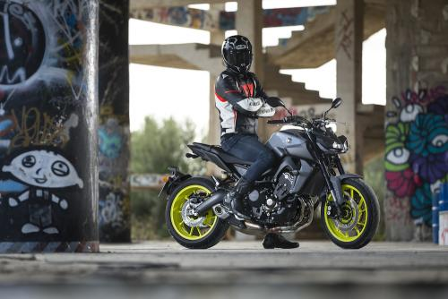Yamaha MT09 2017