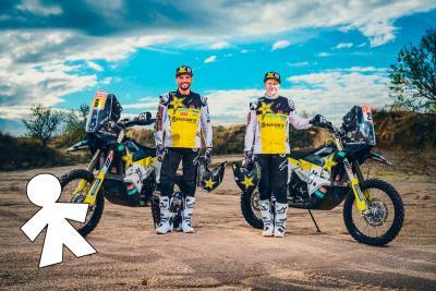 Jarvis Dakar 2019, inocentada