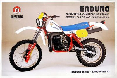 Montesa Enduro H7
