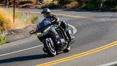 Las motos más cómodas para viajar en pareja