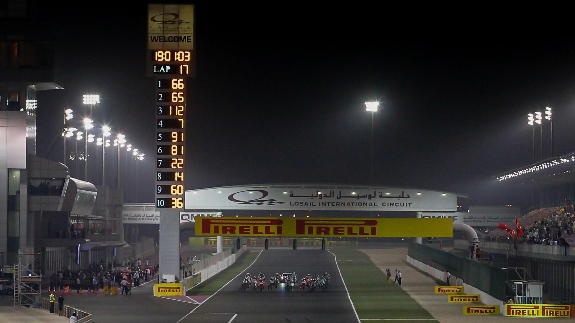 Final temporada WSBK en Qatar