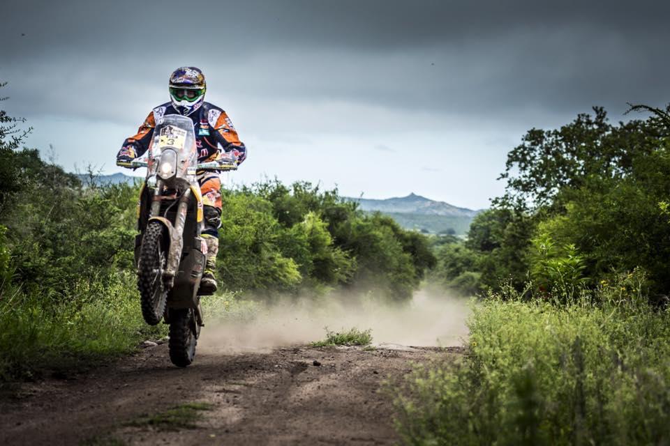 Toby Price gana la segunda etapa del Dakar