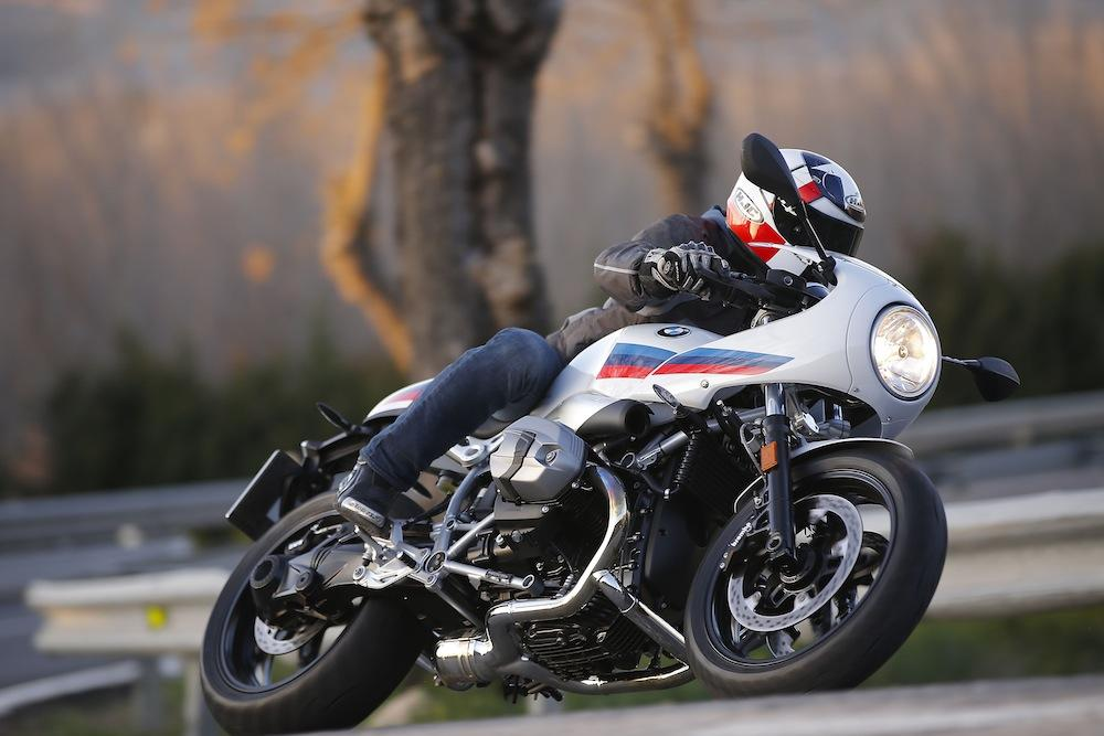 BMW NineT Racer