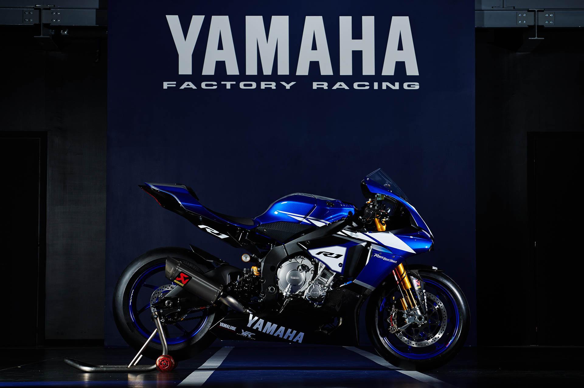 Yamaha vuelve a SBK en 2016