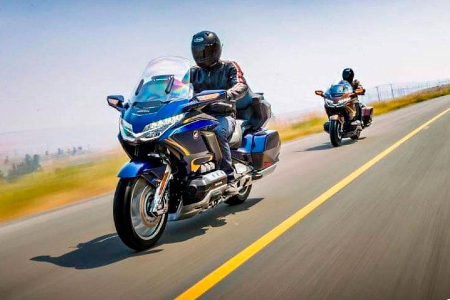 Honda Gold Wing 2018