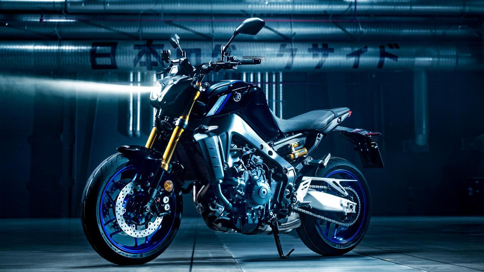 """Yamaha MT-09 SP 2021, para los que buscan ese """"algo más"""""""