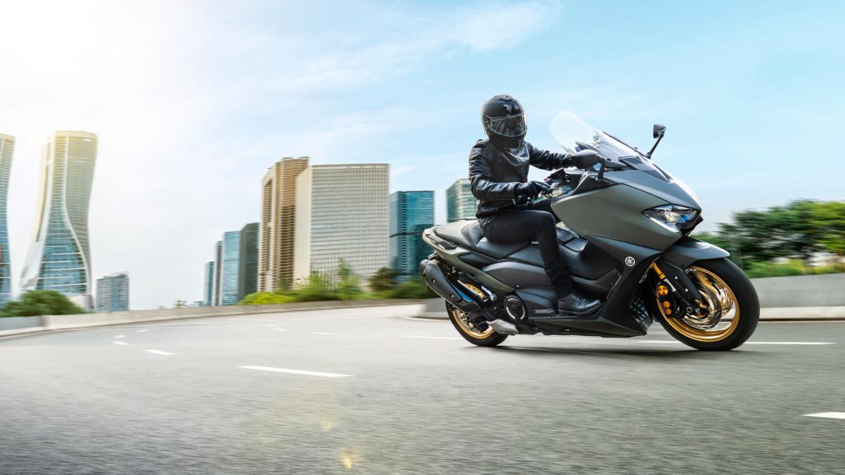 Novedades 2021 en los Sport Scooter de Yamaha