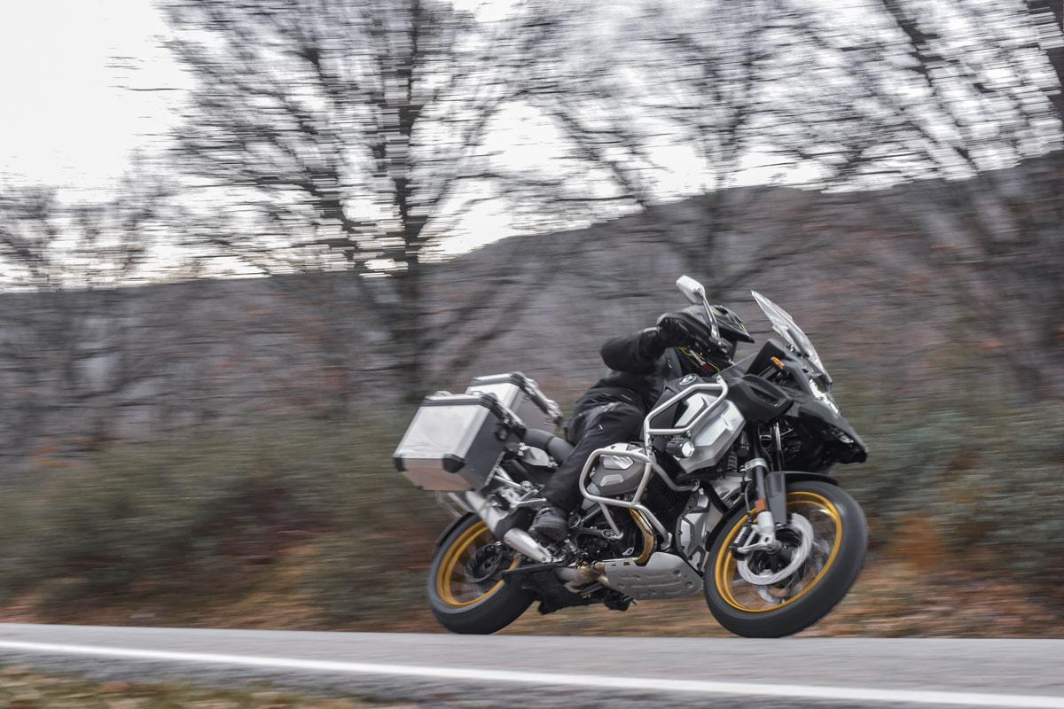 Prueba BMW R 1250 GS Adventure 2021