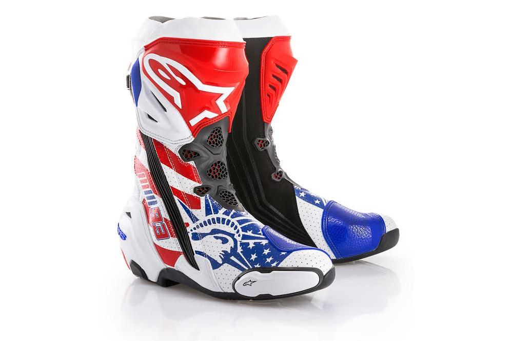 Alpinestars Supertech R Republik