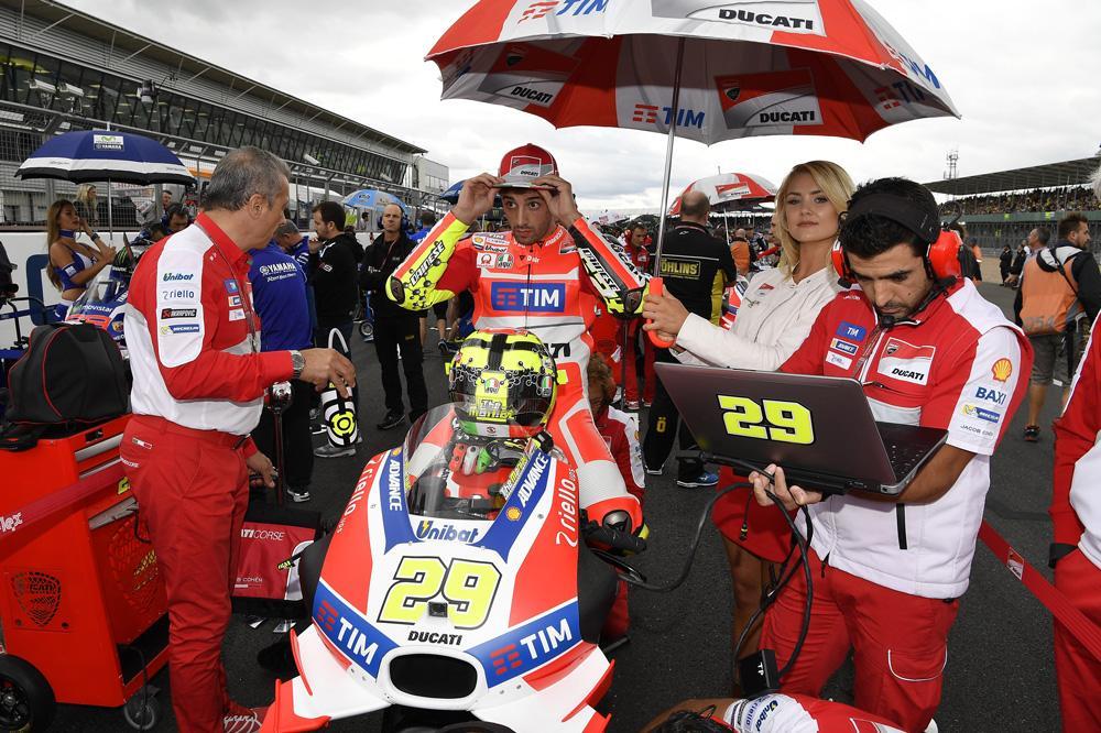 Andrea Iannone vuelve el en GP de Malasia
