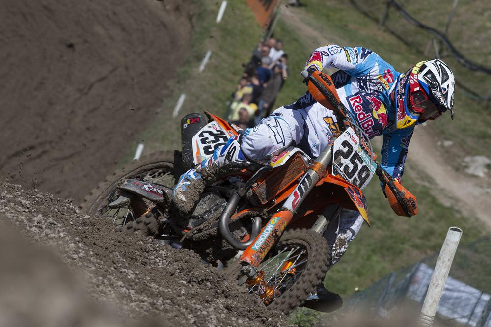 Mundial de Motocross en Talavera de la Reina