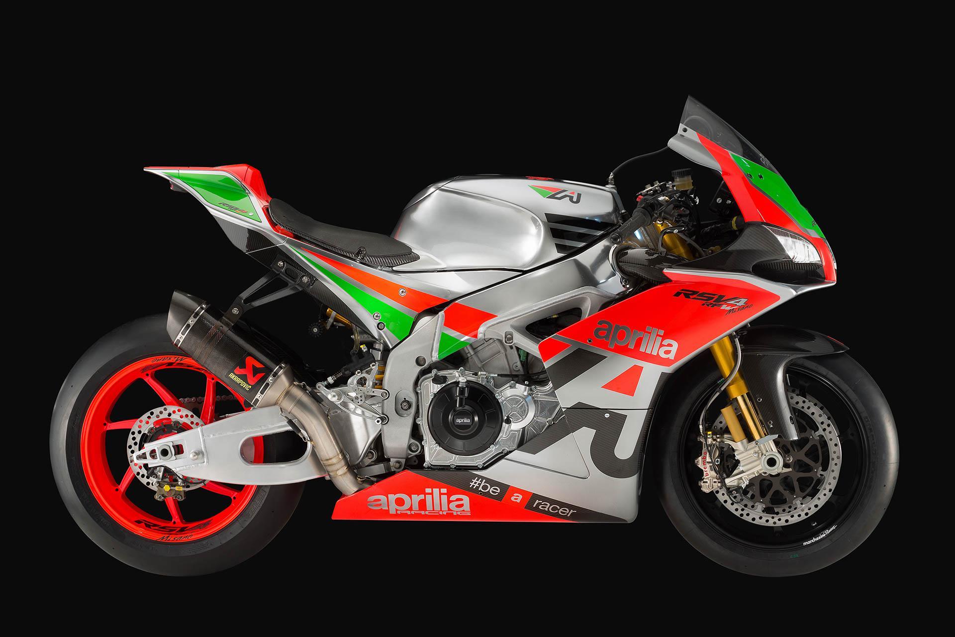 Aprilia RSV4 R FW 2016