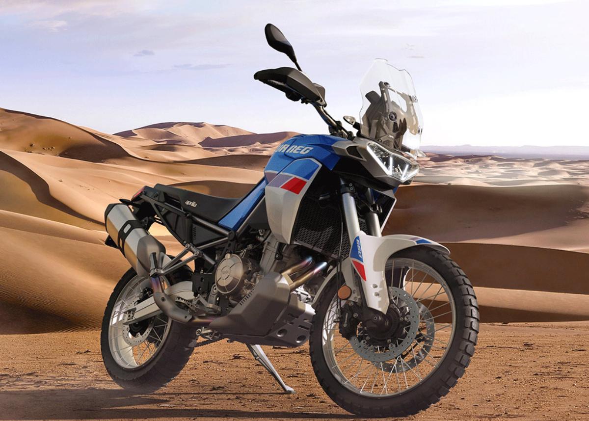 Aprilia Tuareg 660: la nueva revolución trail