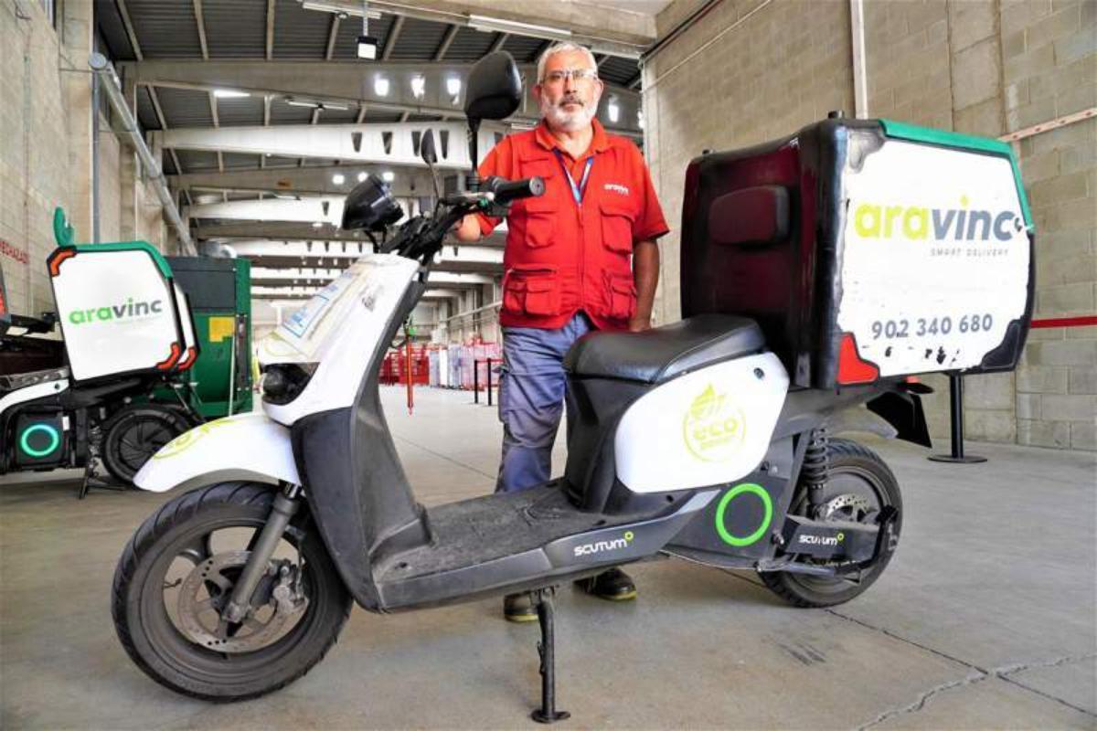 100.000 kilómetros en una moto eléctrica Silence