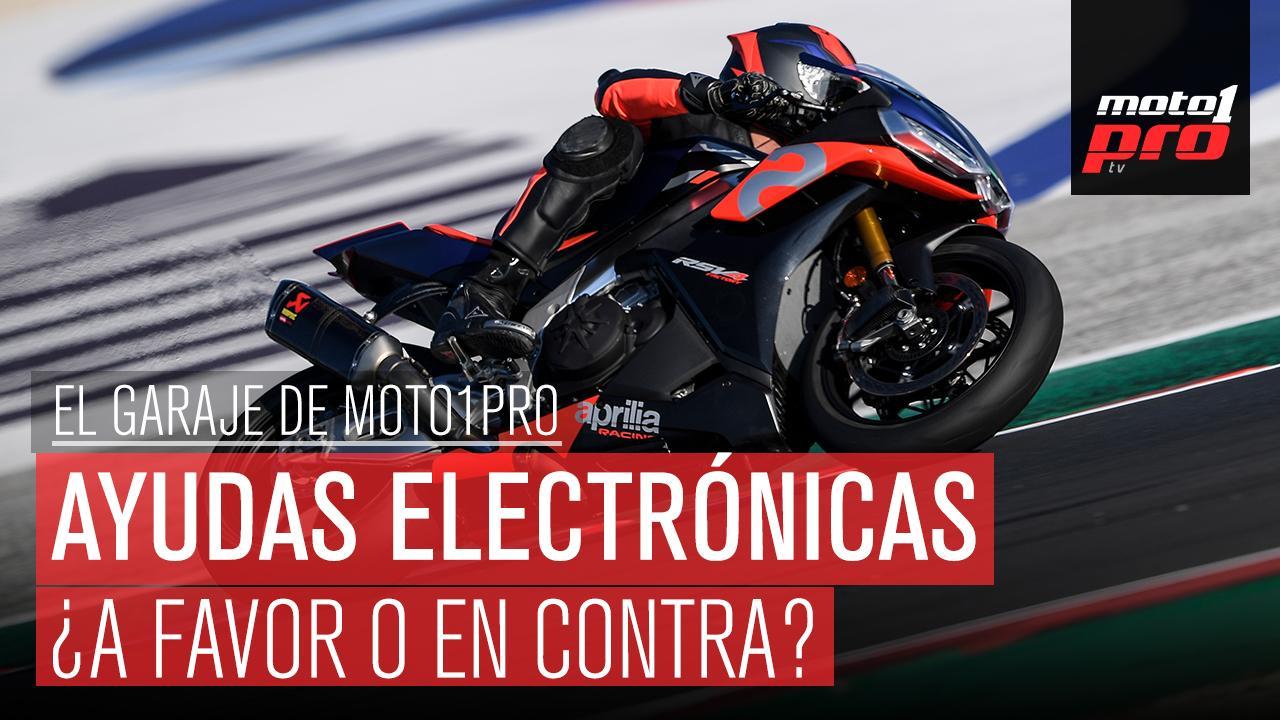 Ayudas electrónicas para motos