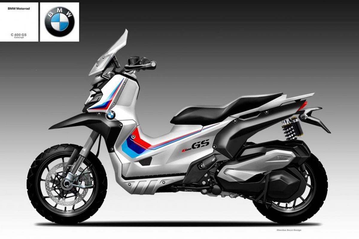 BMW C 400 GS