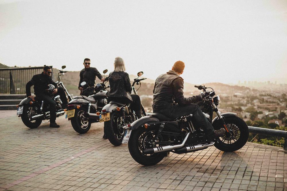 Barcelona Surf Festival y Harley Davidson