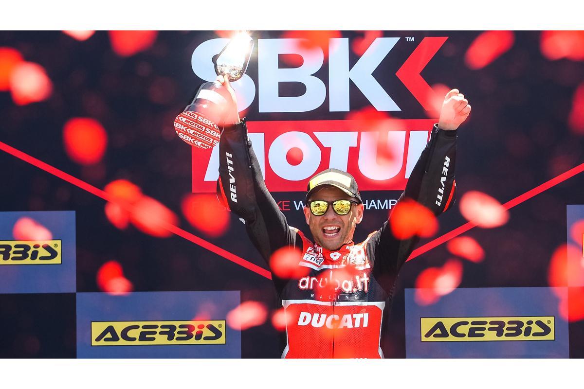 Bautista a Ducati: así queda la parrilla de SBK para 2022