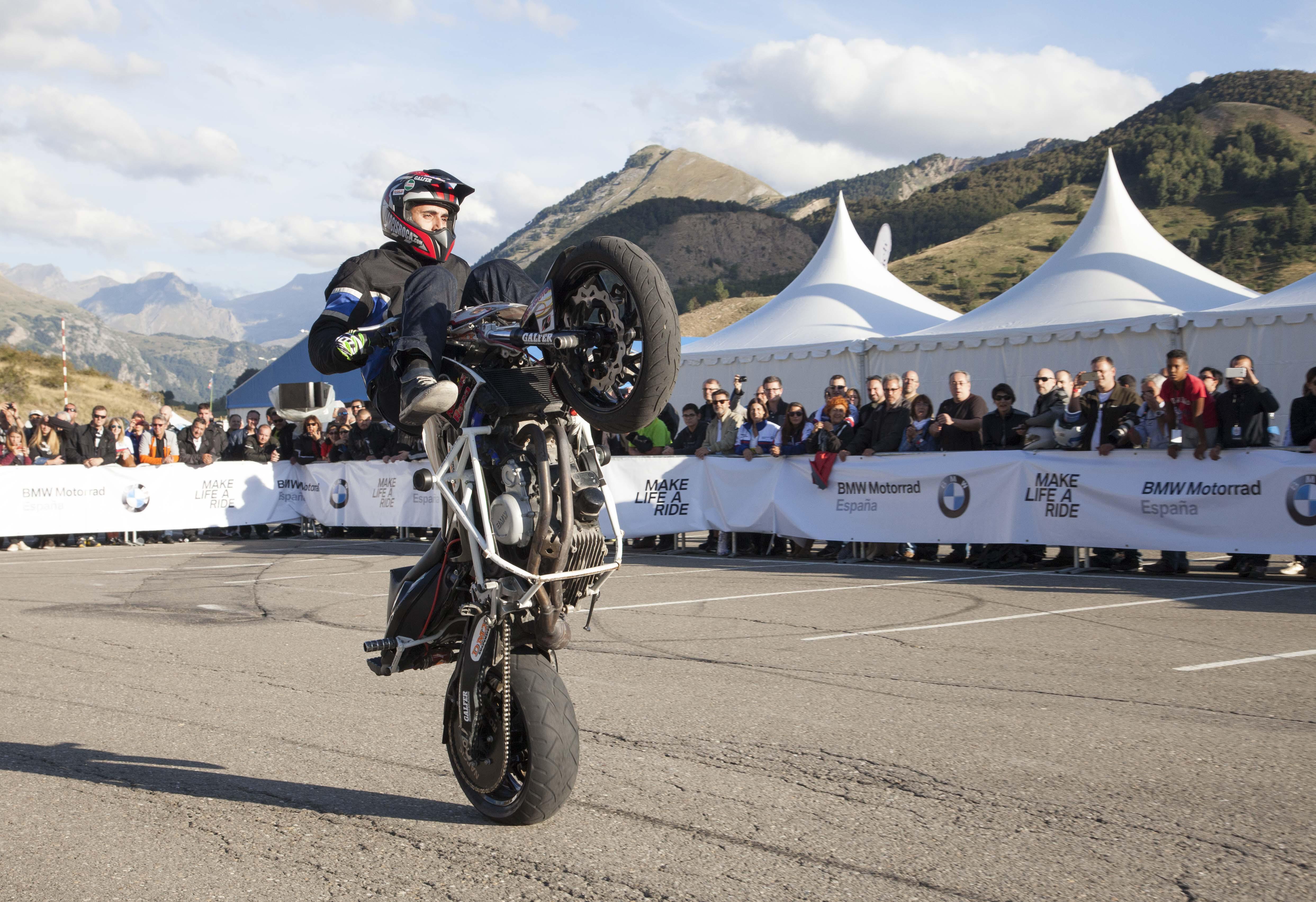 bmw motorrad days narcis roca