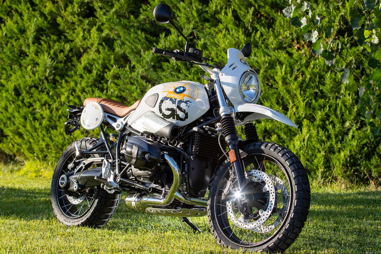 BMW R Nine T Urban GS Puntapunta