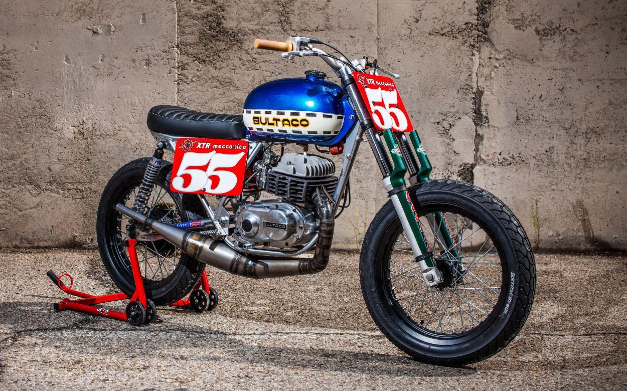 Bultaco Lobito MK7 Astro XTR Pepo