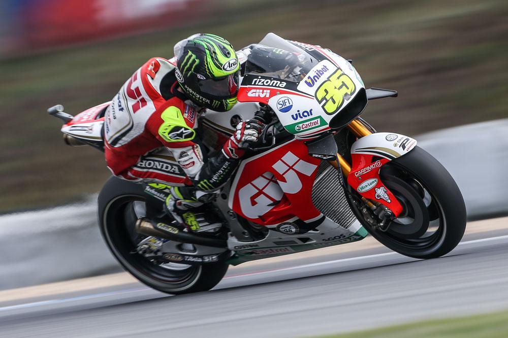 Victoria de Cal Crutchlow en MotoGP en República Checa