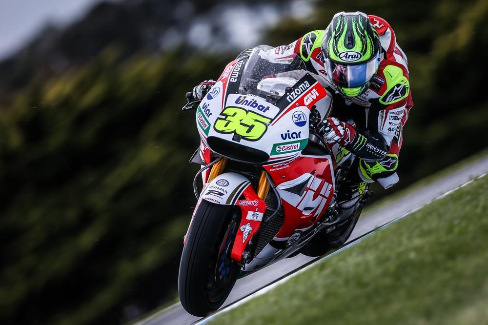 Cal Crutchlow, victoria en el GP de Australia de MotoGP